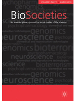 BioSocieties - free online